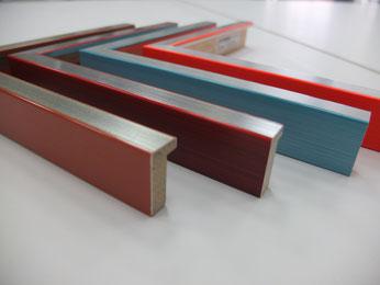 Bilderleisten in verschiedenen Farben