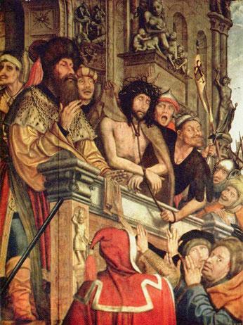 Gottes Zorn, unsere Schuld und Christi Kreuz