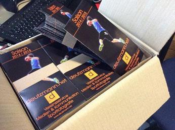 Unsere neuen Info-Flyer sind eingetroffen. Bei Interesse schreiben Sie uns eine Email an info@deutzmann.net, und wir senden Ihnen kostenlos den Flyer per Post.