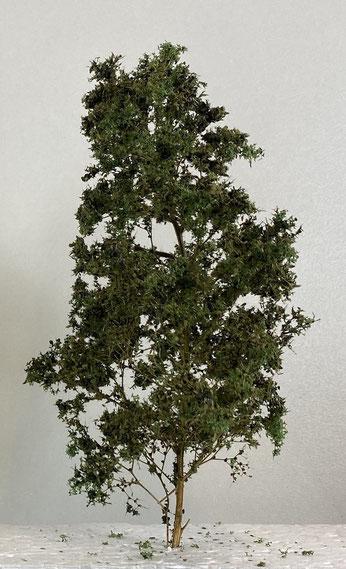Modellbäume Mit Seemoos Selber Gestalten H0