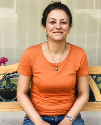 Safaa Fresan, Arabisch-Lehrerin
