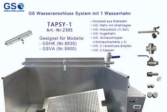 TAPSY-1 (Nr.2305)  GS Wasseranschluss