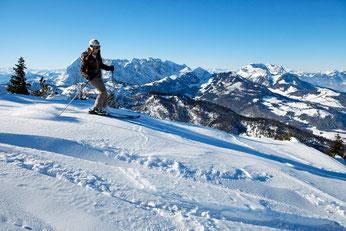 Skigebiet Unterberg Hochkössen