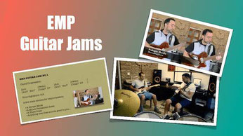 EMP Guitar Jams