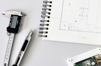 3D-Druck Vorbereitung, Skizzen und Konzepte