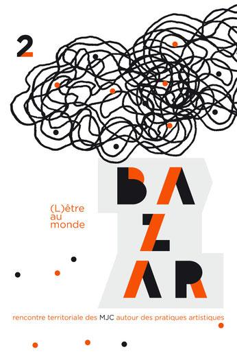 Le Bazar MJC 2019 - Affiche