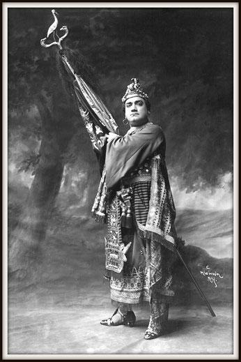 Giuseppe Verdi AIDA (Radames)