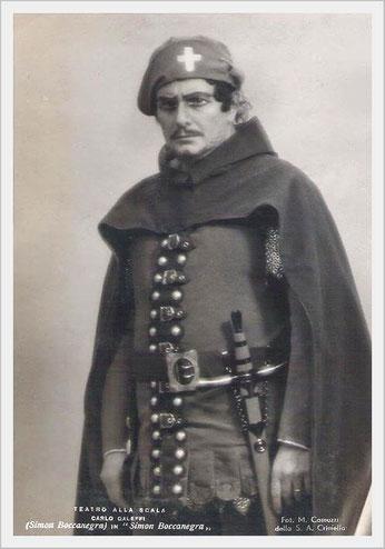 Carlo Galeffi - Simon Boccanegra