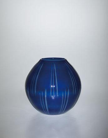瑠璃釉壺2017