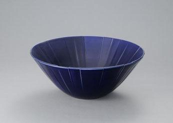 瑠璃釉鉢2015  d43.2xh17.5