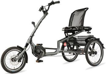 Pfau-Tec Scoobo Dreirad mit Bosch-Motor