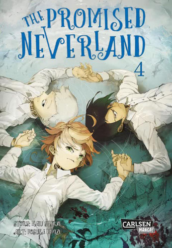 The Promised Neverland (4) - Carlsen