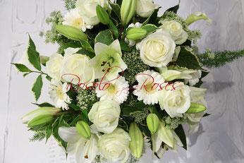 Bouquet en blanc dès CHF 40.00