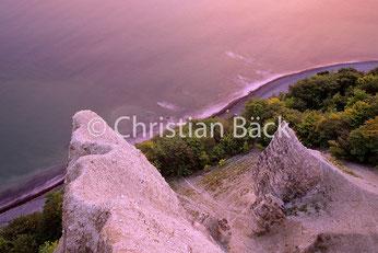 Mein Lieblingsbild: Victoriasicht an der Kreideküste, Rügen
