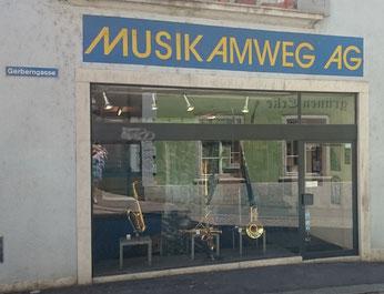 Aussenansicht Musik Amweg AG