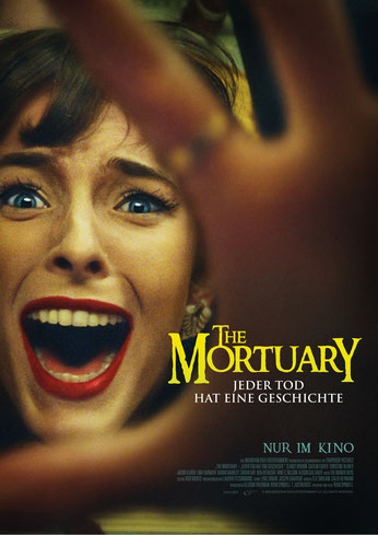 The Mortuary Plakat