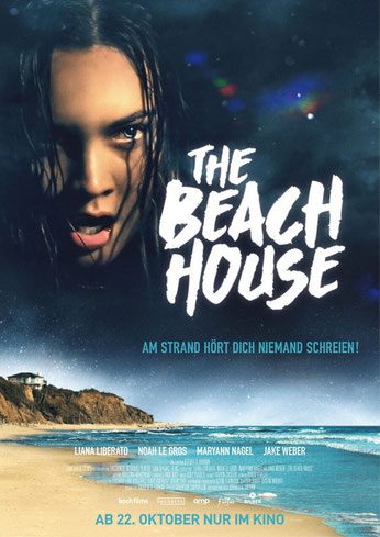 The Beach House Plakat