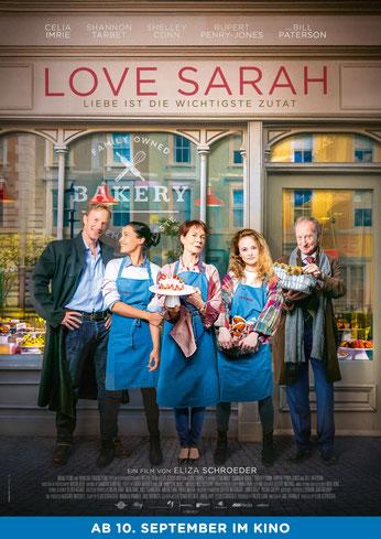 Love Sarah Plakat