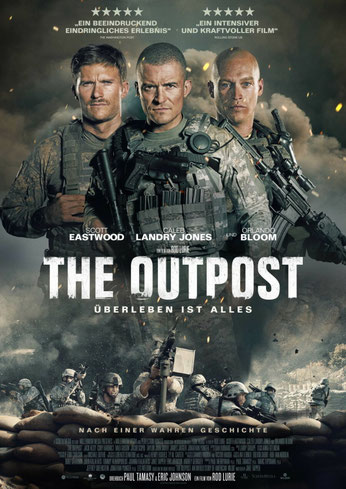 The Outpost Plakat
