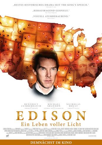 Edison Plakat