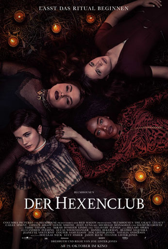 Blumhouse´s Der Hexenclub Plakat