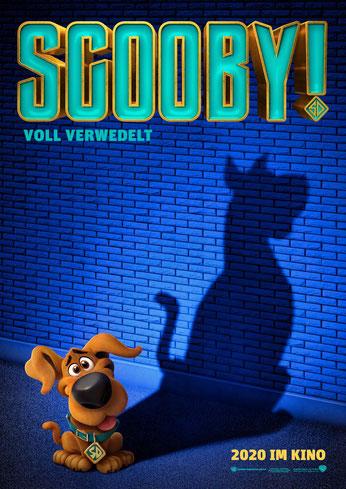 Scooby Plakat