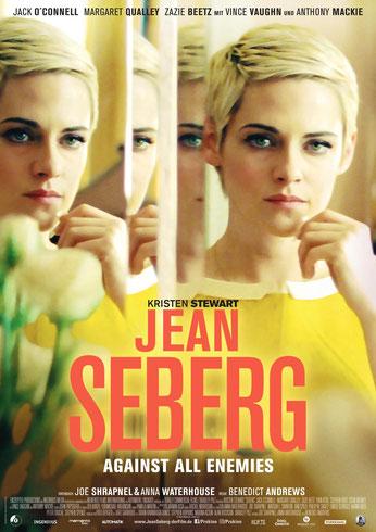 Jean Seberg Plakat