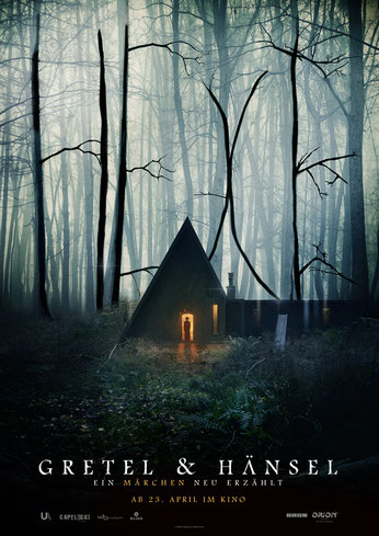 Gretel & Hänsel Plakat