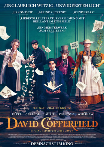 David Copperfield Plakat