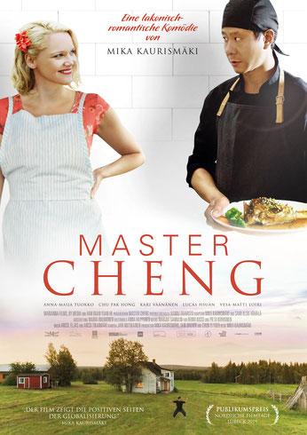 Master Cheng Plakat