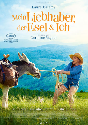 Mein Liebhaber der Esel & Ich Plakat