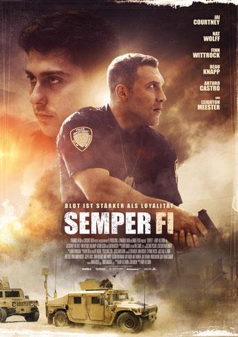 Semper Fi Plakat