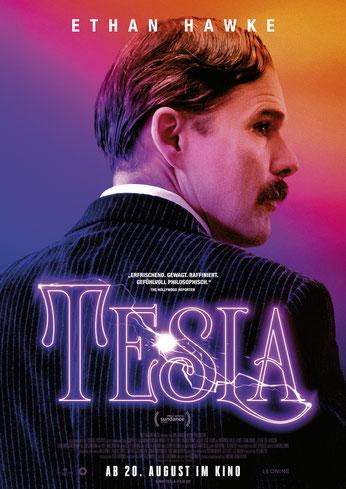 Tesla Plakat