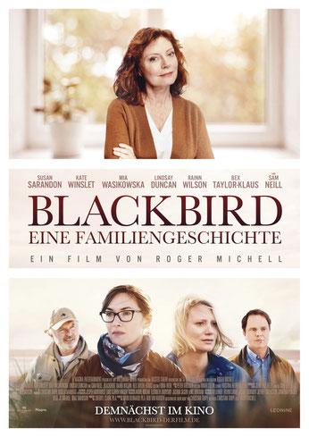 Blackbird Plakat