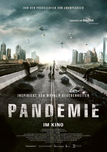 Pandemie Plakat