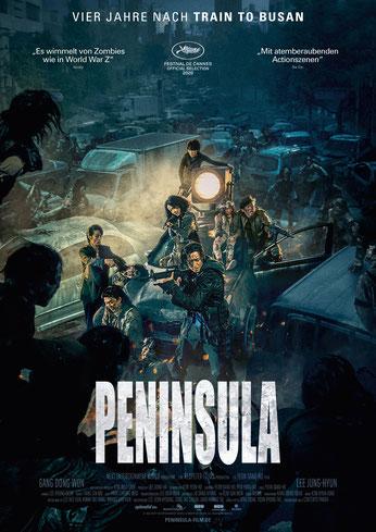 Peninsula Plakat