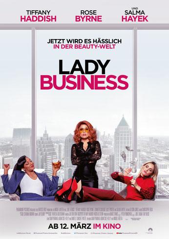 Lady Business Plakat