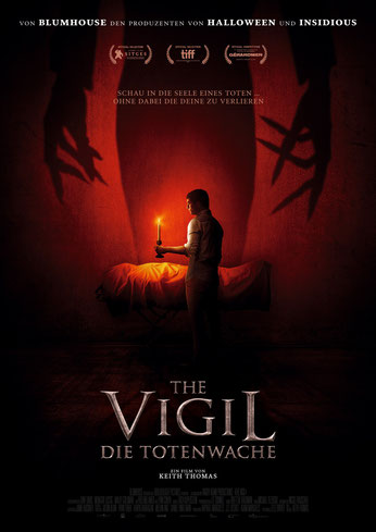 The Vigil Plakat