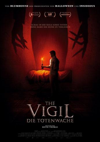 The Vigil Plakat