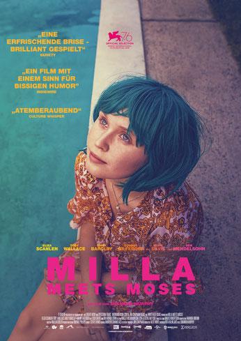 Milla Meets Moses Plakat