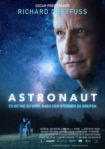 Astronaut Plakat