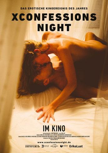 XConfessions Night Plakat
