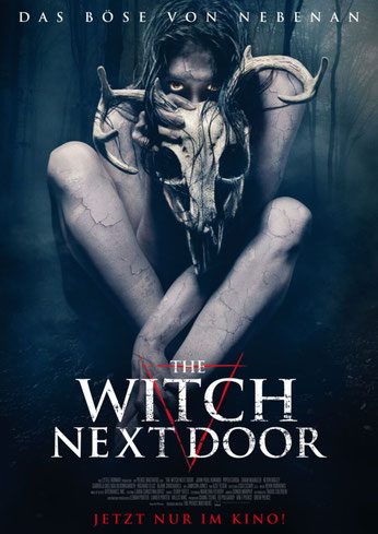 The Witch Next Door Plakat