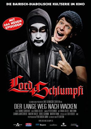 Lord und Schlumpfi Plakat