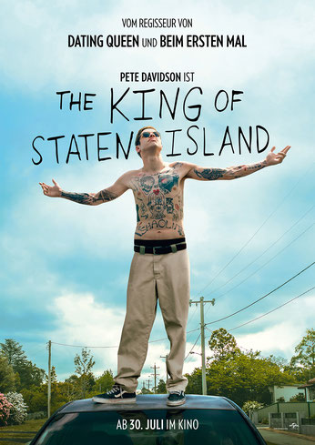 The King Of Staten Island Plakat