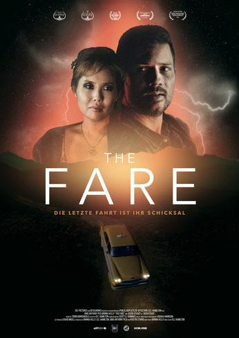 The Fare Plakat