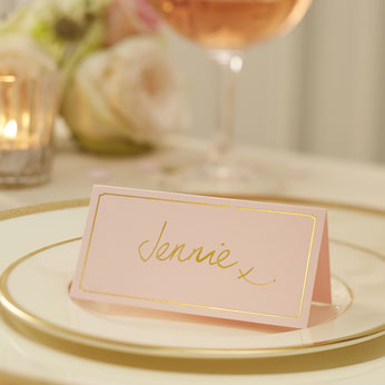 marque-place-bapteme-decoration-de-table-bapteme-marque-place-rose-or