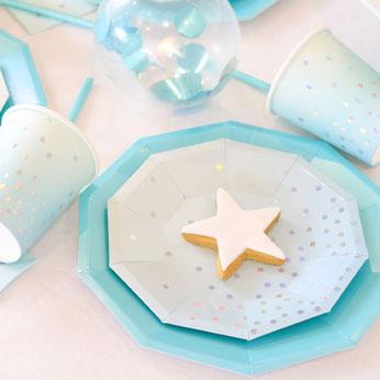 theme-bapteme-fille-bleu-ciel-argent-decoration