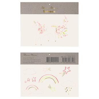 tatouages-licornes-arc-en-ciel-deco-anniversaire-licorne-meri-meri