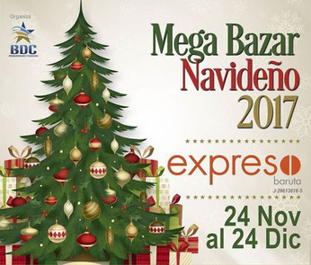 Mega Bazar Navideño 2017 - BDC Producciones